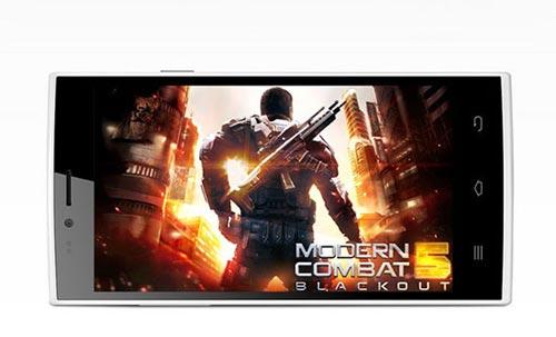 Trải nghiệm công nghệ đặc biệt trên smartphone Evo X8 - 2