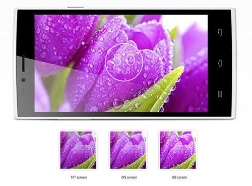 Trải nghiệm công nghệ đặc biệt trên smartphone Evo X8 - 3