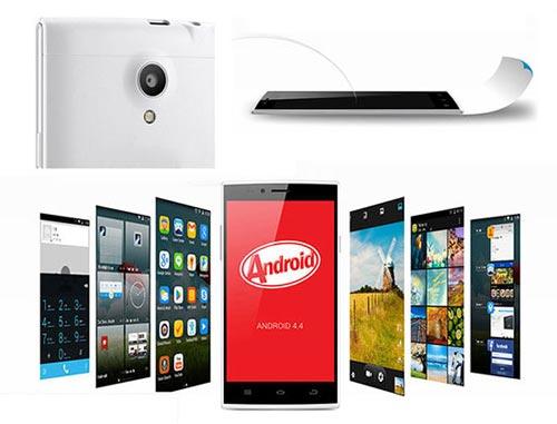 Trải nghiệm công nghệ đặc biệt trên smartphone Evo X8 - 5