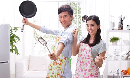 5 cách khiến người đàn ông của bạn làm việc nhà - 1