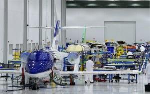 """Honda sắp """"bành trướng"""" trong làng sản xuất máy bay"""