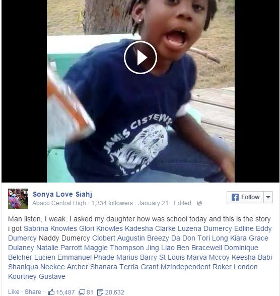 Clip bé gái 5 tuổi trả lời cực thông minh khi bị chê xấu - 3