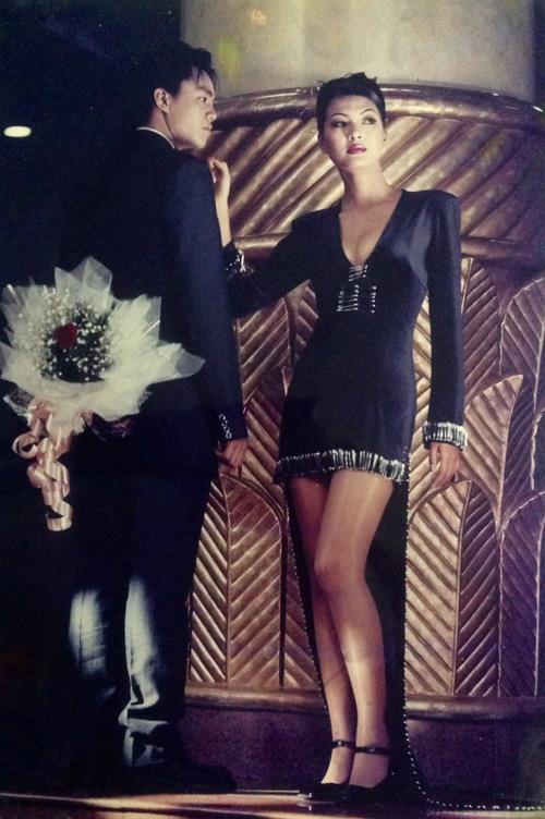 """Lộ ảnh """"độc"""" của 3 hoa hậu xinh đẹp 15 năm về trước - 9"""