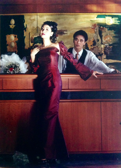 """Lộ ảnh """"độc"""" của 3 hoa hậu xinh đẹp 15 năm về trước - 11"""