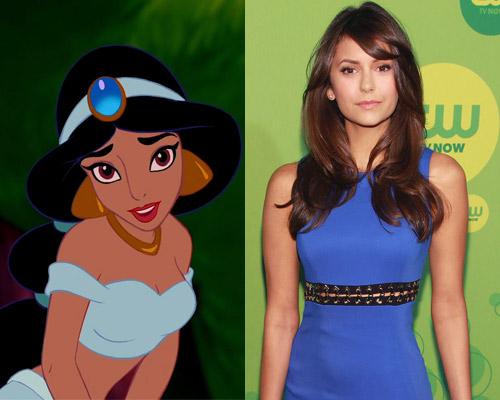 7 nàng công chúa Disney ngoài đời thực - 5