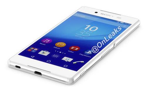 Ảnh thực tế ốp lưng Sony Xperia Z4 xuất hiện - 4
