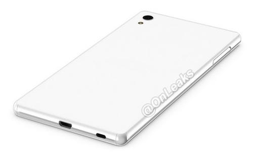 Ảnh thực tế ốp lưng Sony Xperia Z4 xuất hiện - 3