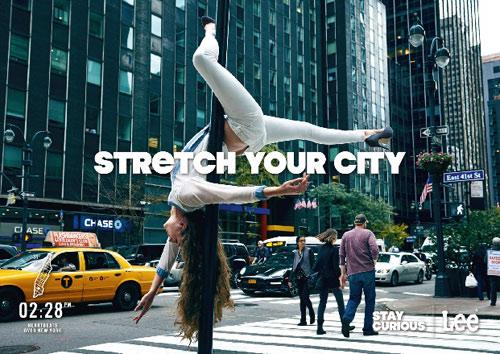 """""""Nhịp sống bất tận tại New York"""" của thương hiệu Lee - 5"""