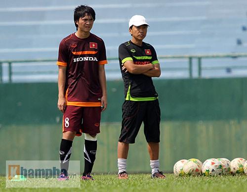 U23 Việt Nam: Tuấn Anh ghi bàn, ông Miura cực vui - 9