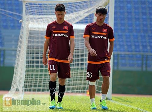 U23 Việt Nam: Tuấn Anh ghi bàn, ông Miura cực vui - 2
