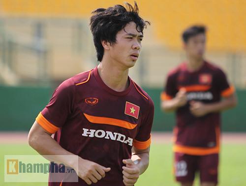 U23 Việt Nam: Tuấn Anh ghi bàn, ông Miura cực vui - 3