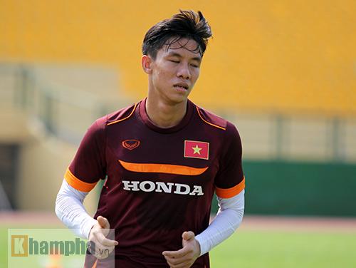 U23 Việt Nam: Tuấn Anh ghi bàn, ông Miura cực vui - 6