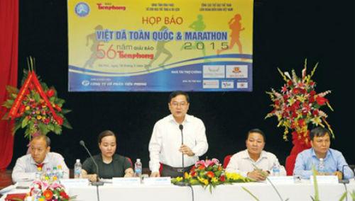 Chung tay góp sức cho điền kinh Việt Nam - 1