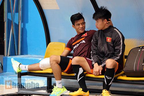 Công Phượng được chọn đi so tài giải U23 châu Á - 1