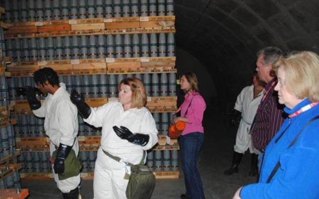 Mỹ tiêu hủy kho vũ khí hóa học lớn nhất - 1