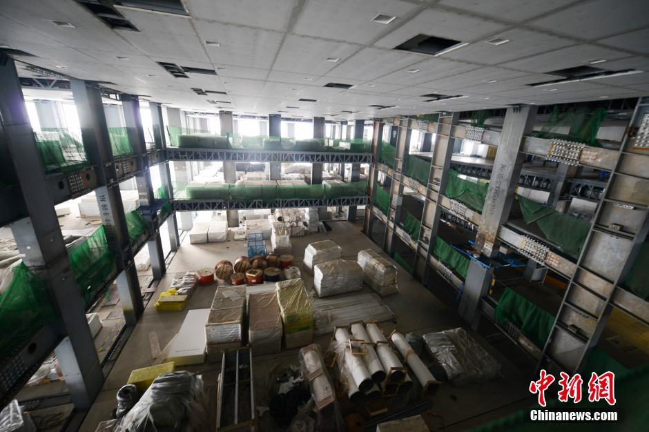 TQ: Xây tòa nhà 57 tầng chống động đất trong 19 ngày - 2