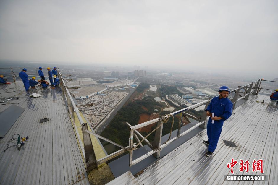 TQ: Xây tòa nhà 57 tầng chống động đất trong 19 ngày - 3