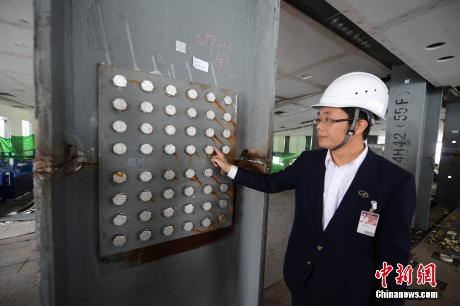TQ: Xây tòa nhà 57 tầng chống động đất trong 19 ngày - 4