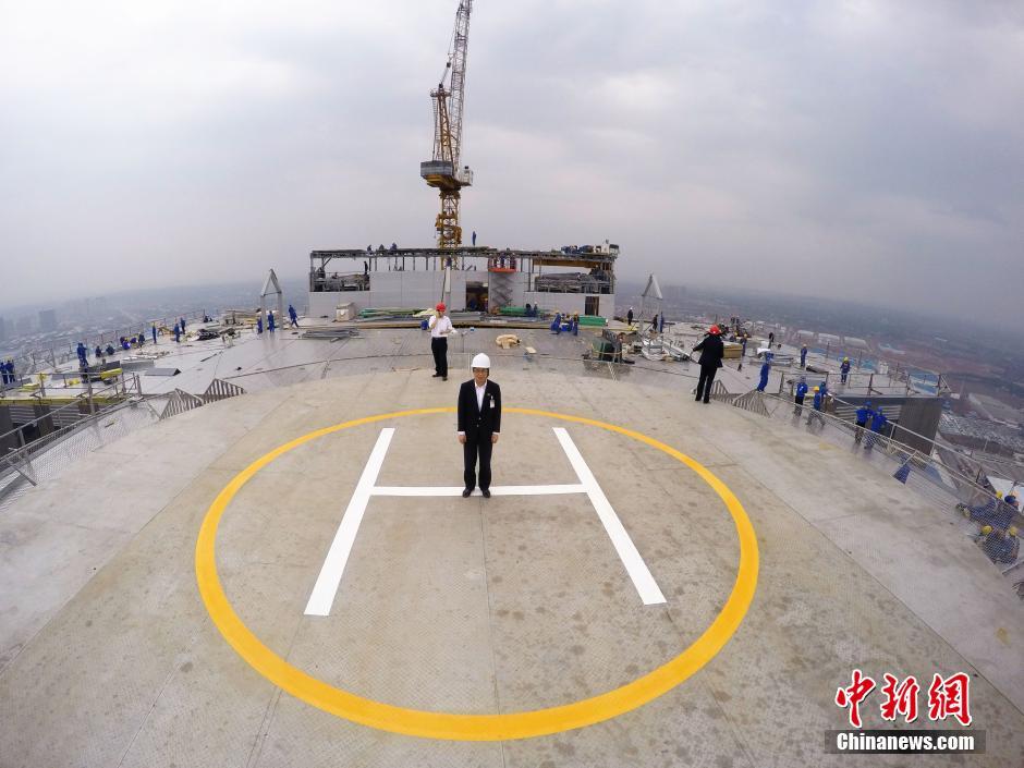 TQ: Xây tòa nhà 57 tầng chống động đất trong 19 ngày - 8