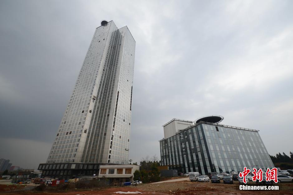 TQ: Xây tòa nhà 57 tầng chống động đất trong 19 ngày - 9