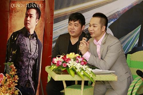 Việt Trinh, Quang Lê ủng hộ Quách Tuấn Du hát nhạc sến - 8