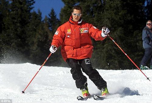 Con trai Michael Schumacher gặp tai nạn đua xe - 2