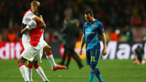 """Arsenal & Man City: Bao giờ hết """"yếu bóng vía"""" ở C1 - 1"""