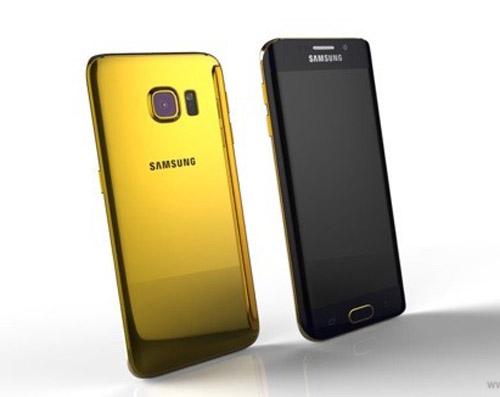Galaxy S6 và S6 Edge mạ vàng giá 53 triệu đồng - 1