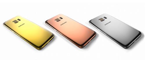 Galaxy S6 và S6 Edge mạ vàng giá 53 triệu đồng - 3