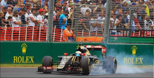 Phía sau vạch đích Australian GP: Những mầm non sáng (P3) - 1