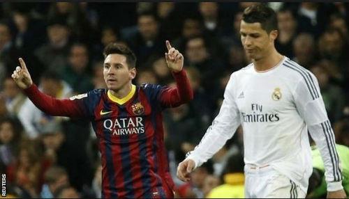 Cuộc chiến Messi-Ronaldo: El Clasico sẽ quyết định - 1