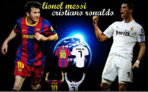 Cuộc chiến Messi-Ronaldo: El Clasico sẽ quyết định - 2
