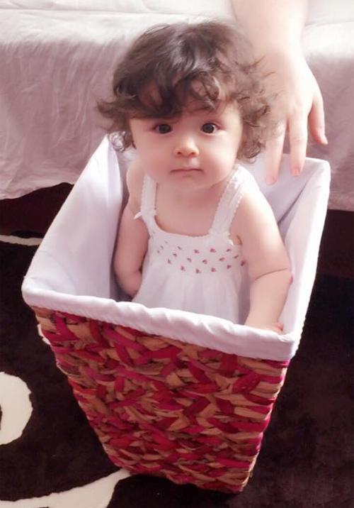 Những hình ảnh xinh như thiên thần của bé Cadie Mộc Trà - 6