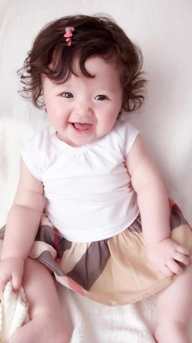 Những hình ảnh xinh như thiên thần của bé Cadie Mộc Trà - 8