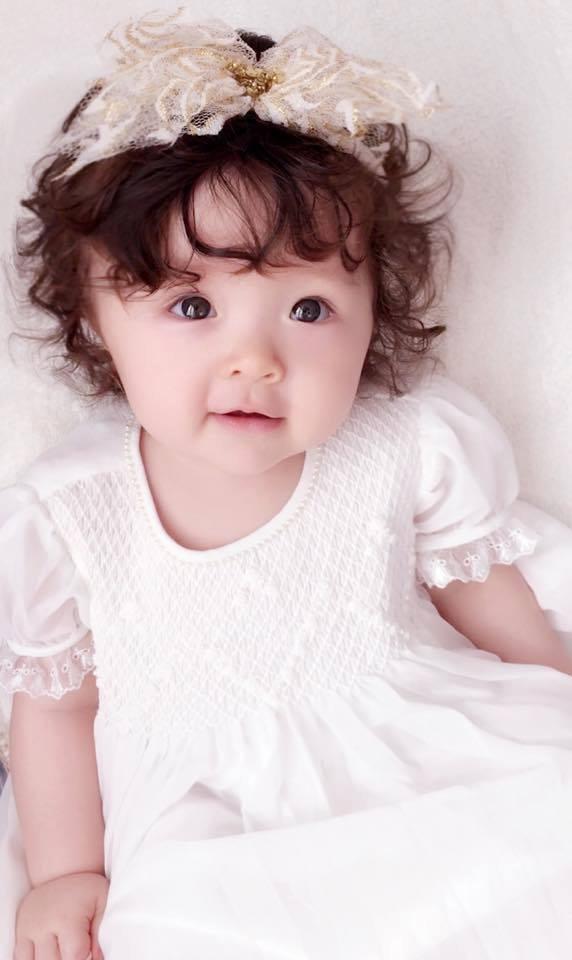 Những hình ảnh xinh như thiên thần của bé Cadie Mộc Trà - 3