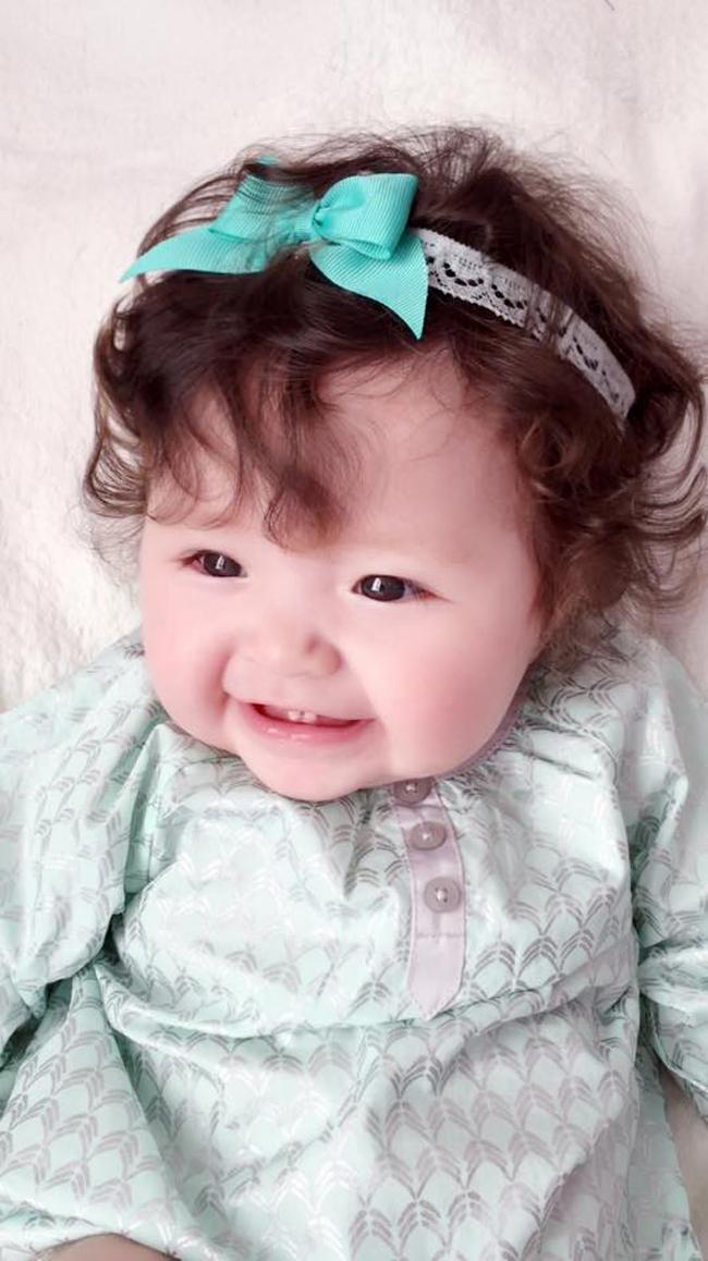 Những hình ảnh xinh như thiên thần của bé Cadie Mộc Trà - 7