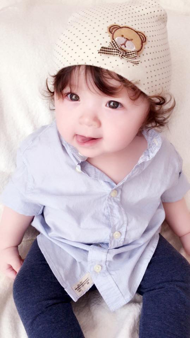 Những hình ảnh xinh như thiên thần của bé Cadie Mộc Trà - 12