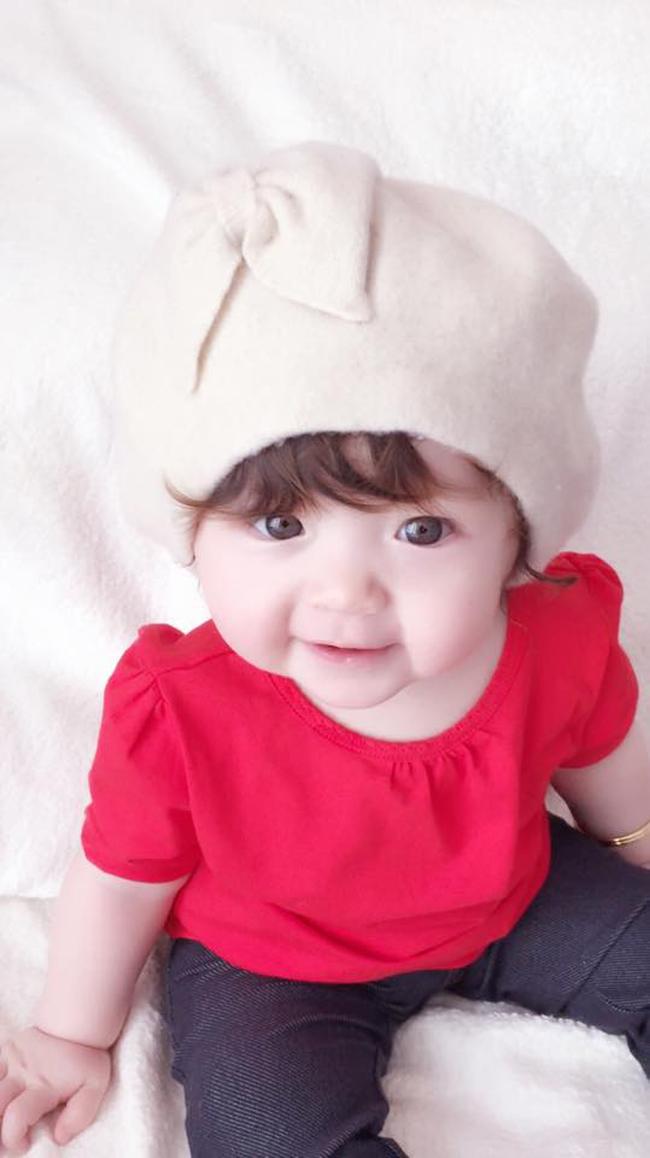 Những hình ảnh xinh như thiên thần của bé Cadie Mộc Trà - 17