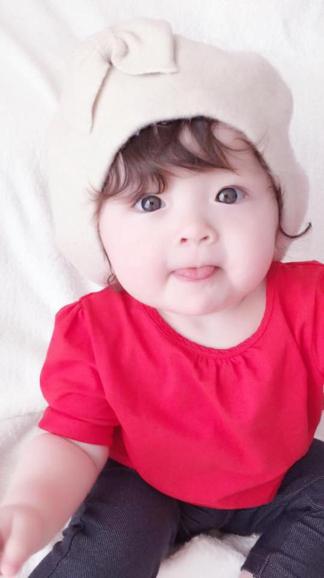 Những hình ảnh xinh như thiên thần của bé Cadie Mộc Trà - 16