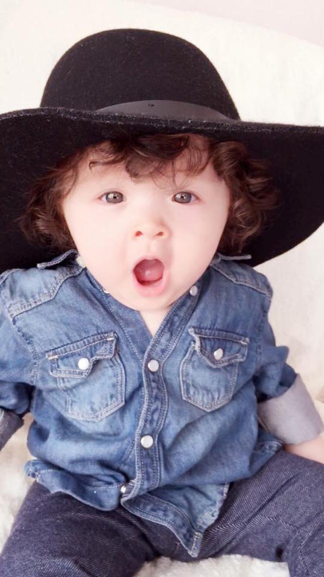 Những hình ảnh xinh như thiên thần của bé Cadie Mộc Trà - 15