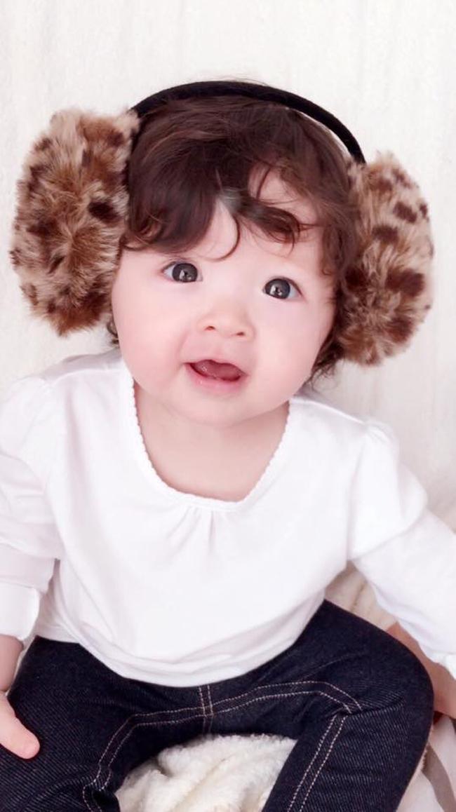 Những hình ảnh xinh như thiên thần của bé Cadie Mộc Trà - 18