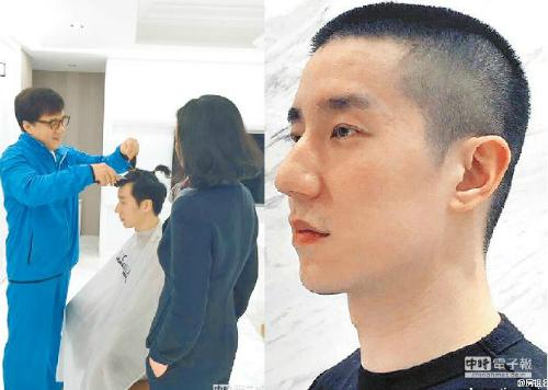 Con trai Thành Long từng hát rong kiếm tiền - 5