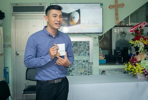 Nguyễn Hồng Ân mời sư thầy, linh mục hát trong album - 2