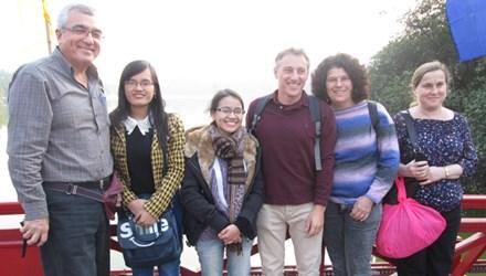 Những bạn trẻ tình nguyện làm đại sứ nhỏ của Hà Nội - 1