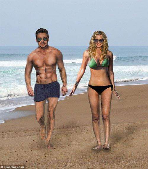 Đi tìm thân hình bãi biển sexy nhất thế giới - 1