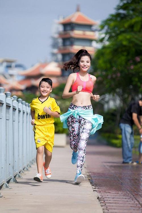Kiwi Ngô Mai Trang mang bầu lần 2 - 3