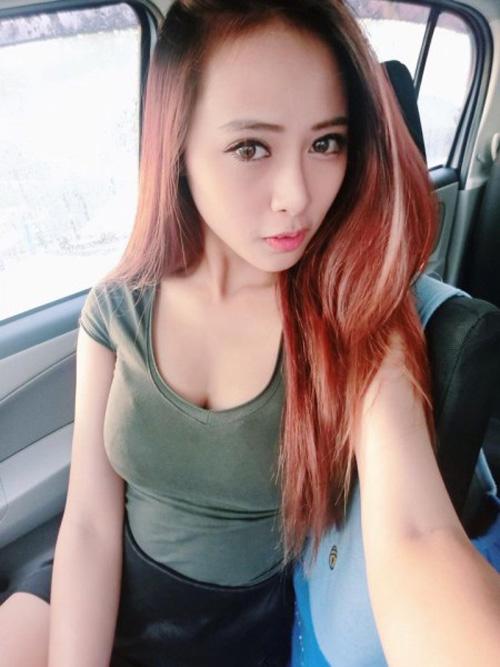 Hot girl Malaysia lộ ảnh cũ gày đét, đen nhẻm - 8