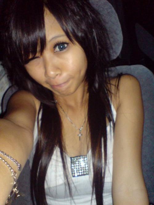 Hot girl Malaysia lộ ảnh cũ gày đét, đen nhẻm - 6