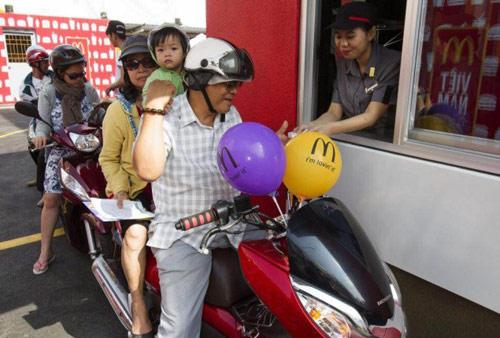 """24 giờ trải nghiệm """"Drive-thru"""" độc đáo chưa từng có tại Việt Nam - 1"""