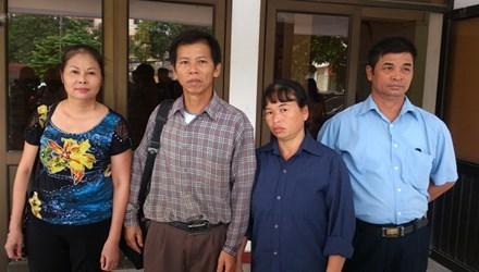 Bồi thường dứt điểm cho ông Chấn trong năm 2015 - 1